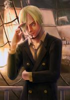Sanji by doneplay