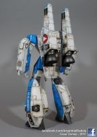 Max VF-1A - Dirty Back - Macross by brolyss4