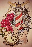 Lighthouse ^^ by tattoo-love-forever