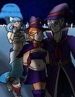 Harvest Moon Lost Valley Art Contest Entry by Snowstorm102