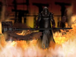 Executioner through the Fire by tlmolly86