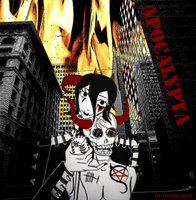 Burn the city down by RushBreaker