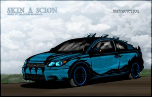 Skin A Scion--Speedster by kaiverta