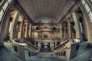 Courthouse 01 by Bestarns