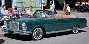 Mercedes Benz 280 Cabrio by cmdpirxII