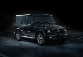 Mercedes G Class by MUCK-ONE