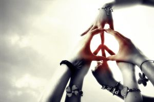 united in peace by Slim45hady