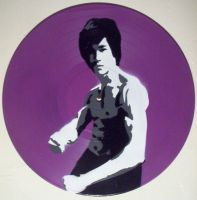 bruce lee by hash28