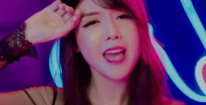 [GIF] Girls Day Minah 'Something' by ArdeliaExotics