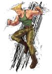 Guile by agentscarlet