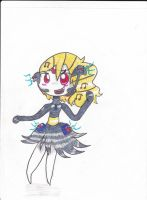 Meloetta Fortissimo form by omgCheez