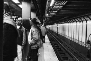 Subway Tunnel by MIKEYCPARISII