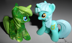Sparkling Emerald meets Lyra _ 20160915 by K4nK4n