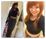 Kim possible cosplay!! - wig arrived! by YolandaPanda