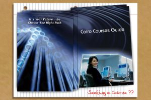 Courses Guide Cover by MahdyDesigns