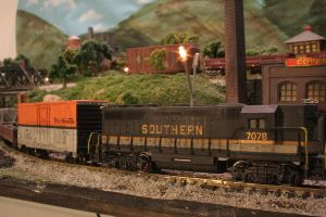 Southern GP50 Weathering Project by LimitedClear