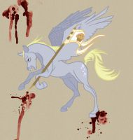 Derpy Hooves: For the Glory by pumqin