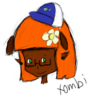 lil miss xombi by junglegyms