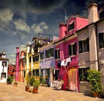 Burano Moon by A-Motive