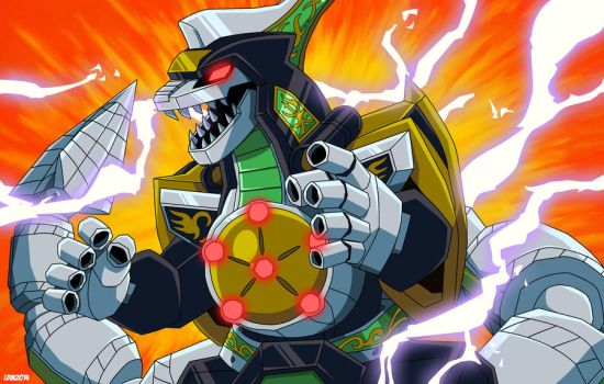 :Dragonzord Power: by Lorddragonmaster