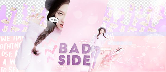 BAD SIDE // COLLABORATION WITH SHAASZ by CHAEY04