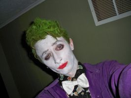 Duckface Joker by SpiketheKlown
