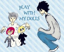 Play with my dolls by andersss