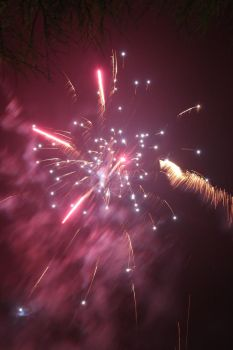 Fireworks Stock 39 by Malleni-Stock