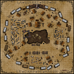 Deadlands - La Guerre des Os - Le Camp de Marsh by Sadizzm