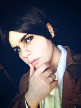 Levi Ackerman by AttackOn-Cosplay