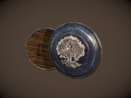 Chorrol Shield by InsanitySorrow