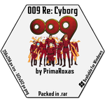 009 Re: Cyborg Icon for Windows by PrimaRoxas