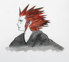 Axel Sketch by Luke0zZz