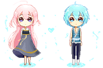 RFA pixel dolls by happiTAN