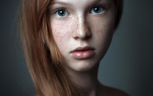 Pretty teenage girl by Gauchocamba