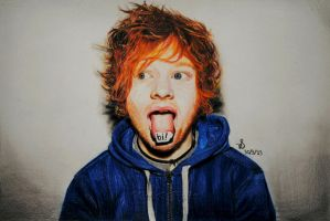 Ed Sheeran! by ladysofhousen