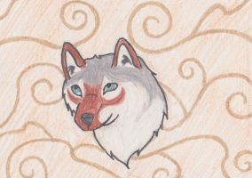 :Trade: ACEO- Wisps of Gold by 490skip
