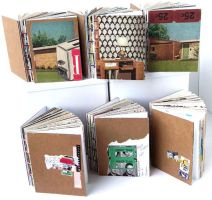 somavenusdotcom altered books by somavenus