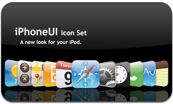iPhoneUI Preview by Walrick