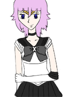 Sailor crona (first one) by sillywall