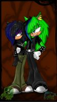Brutal Legend Best Couple.) by Scourge157