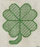 Lucky Clover by RoseAve