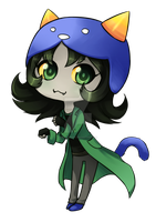 Nepeta by Meli-Lusion