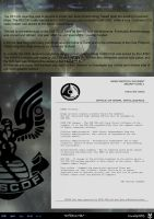 'Halo' RECON Intoduction page by RECON-comic