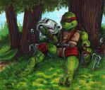 Raphael by Phraggle