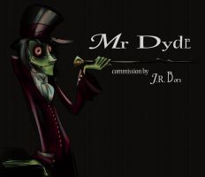 Mr Dyde Commission by TheBalloonMan