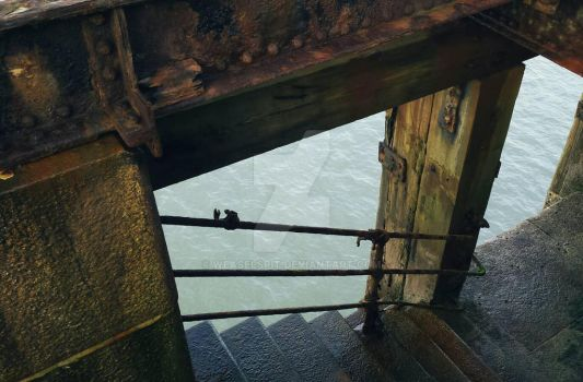Harbour wall 001 by weaselspit