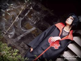 Naruto/ Itachi: Lonely... by ReWeJuIs
