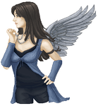 Rinoa from FF8 by lithriel