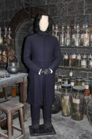 Costume Selection: Severus Snape by Skarkdahn